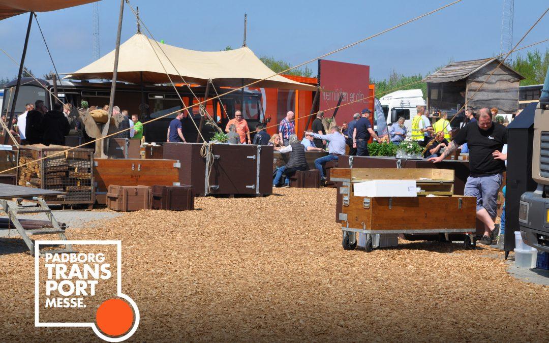 Padborg Transportmesse gearer op til 2019