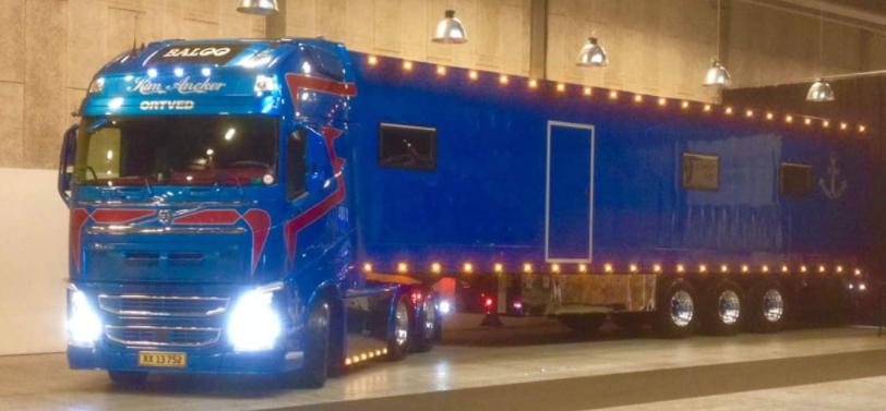 Danmarks sikreste lastbil